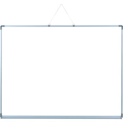 ■光 アルミ枠ホワイトボード(トレイ付) 5枚入 〔品番:AWB9012〕[TR-8200640×5]