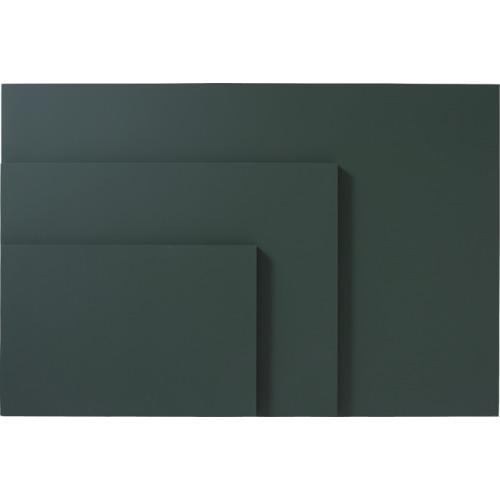 ■光 チョーク用黒板 5枚入 〔品番:BD6090-2〕取寄[TR-8200652×5]