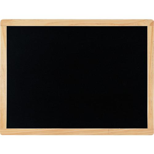 ■光 マーカー用黒板 白木 450×600《5枚入》〔品番:HBD456W〕[TR-8201170×5]
