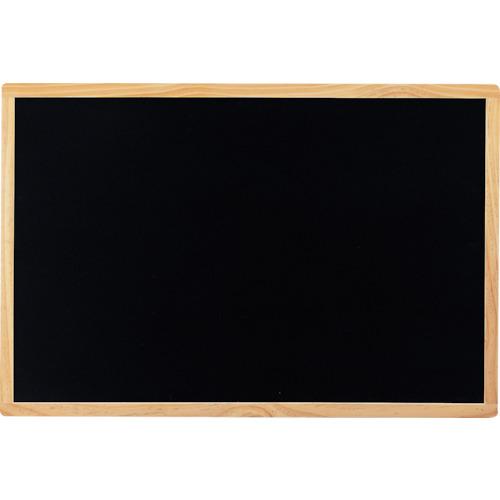 ■光 マーカー用黒板 白木 600×900 5枚入 〔品番:HBD609W〕[TR-8201172×5]