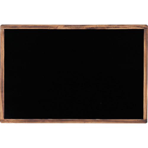 ■光 マーカー用黒板 焼き仕上げ600×900《5枚入》〔品番:HBD609Y〕[TR-8201173×5]