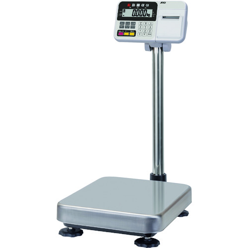 ■A&D 防塵・防水デジタル台はかり〔品番:HV60KCP〕[TR-8202307]【大型・重量物】