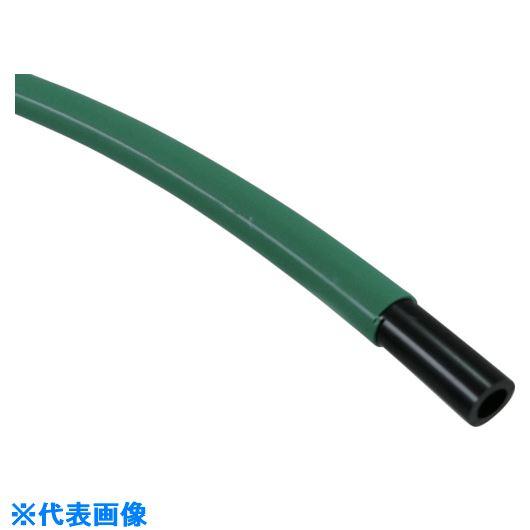 ■チヨダ エルフレックスLEーSタイプ 12mm/20m 緑〔品番:LE-S12-20〕[TR-8202344]