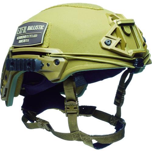 ■TEAMWENDY Exfil バリスティックヘルメット コヨーテブラウン サイ〔品番:73-31S-E31〕[TR-8202600]
