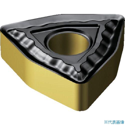 ■サンドビック T-MAXPチップ COAT 4315 10個入 〔品番:WNMG〕[TR-8204811×10]