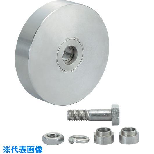 ■スガツネ工業 (200024771)JS385-50Fステンレス鋼製重量用戸車  〔品番:JS385-50F〕取寄[TR-8246874]