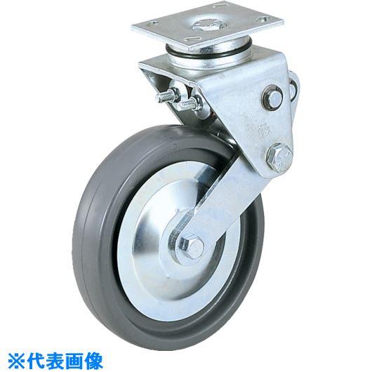 ■スガツネ工業 (200133518)SUG-31-SL406F-PU重量用キャスター  〔品番:SUG-31-SL406F-PU〕[TR-8247328]