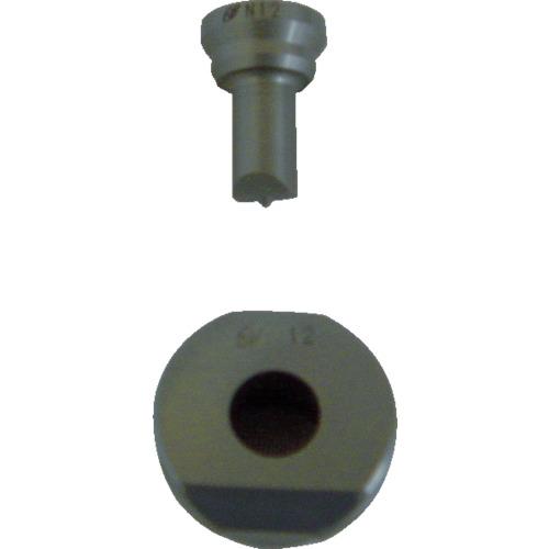 ■亀倉 ポートパンチャー用標準替刃 穴径15mm 〔品番:N-15〕[TR-8248298]