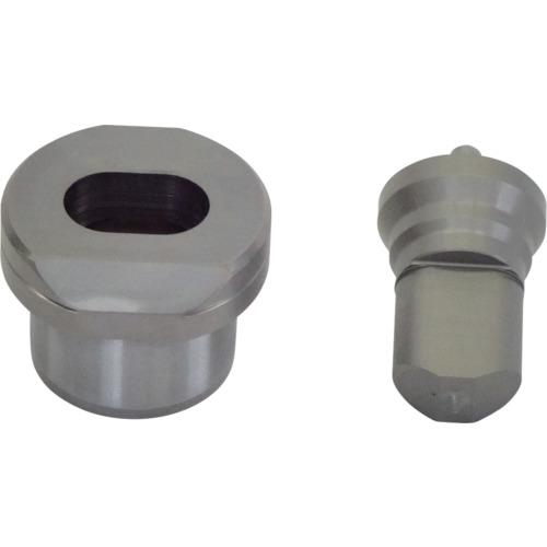 ■亀倉 ポートパンチャー用標準替刃 穴径11×20mm 〔品番:N-11X20〕[TR-8248306]