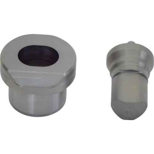 ■亀倉 ポートパンチャー用標準替刃 穴径14×20mm 〔品番:N-14X20〕[TR-8248307]