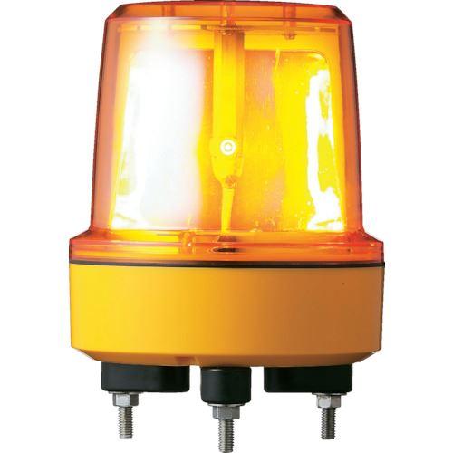 ■シュナイダー LED 回転灯 24V  〔品番:LRMZ-24-Y〕掲外取寄[TR-8248373]