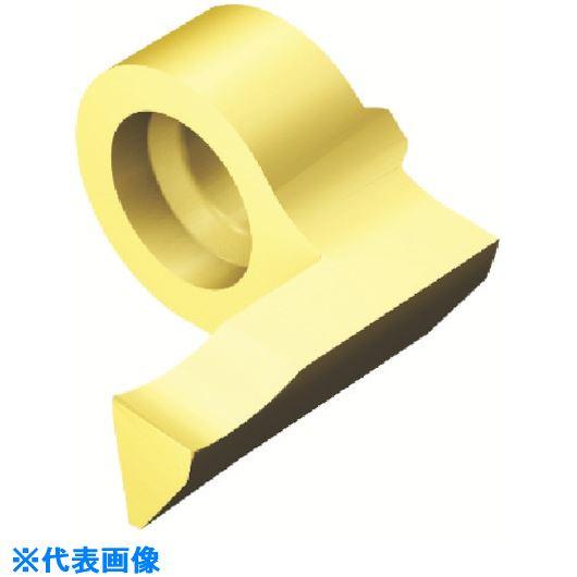 ■サンドビック コロカットMB 小型旋盤用端面溝入れチップ 1025 1025 〔品番:MB-11FB400-02-16L〕[TR-8251347]