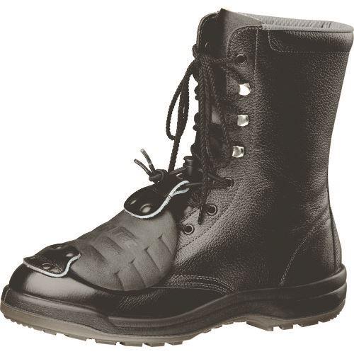 ■ミドリ安全 ウレタン2層底 安全靴 長編上 CF130甲プロ〔品番:CF130KPM2-24.0〕[TR-8258284]