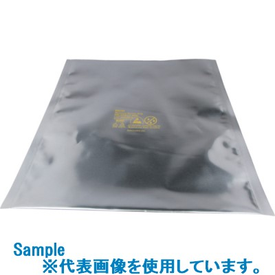 ■SCS 防湿シールドバッグ 406X457mm  (100枚入)〔品番:D301618〕[TR-8265491]【個人宅配送不可】