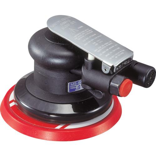 ■TOKU ダブルアクションサンダ5 非吸塵式 フックフェース マジック式  〔品番:MS-680N5-H〕[TR-8266387]