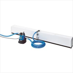 ■ツルミ 簡易止水装置 OMK型 50HZ〔品番:OMK1111-51〕[TR-8275553]【大型・重量物・個人宅配送不可】