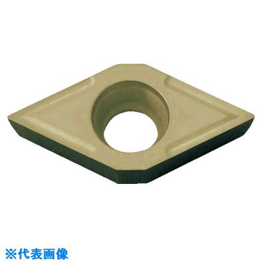 ■京セラ 旋削用チップ PV710 PVDサーメット PV710《10個入》〔品番:DCGT070201〕[TR-8276381×10]