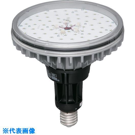 ■IRIS 高天井用LED E39口金ファンレス 水銀灯250W相当 角80°  〔品番:LDR65N-E39-80〕[TR-8278798]
