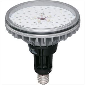■IRIS 高天井用LED E39口金ファンレス 水銀灯400W相当 角60°  〔品番:LDR122N-E39-60〕[TR-8278800]