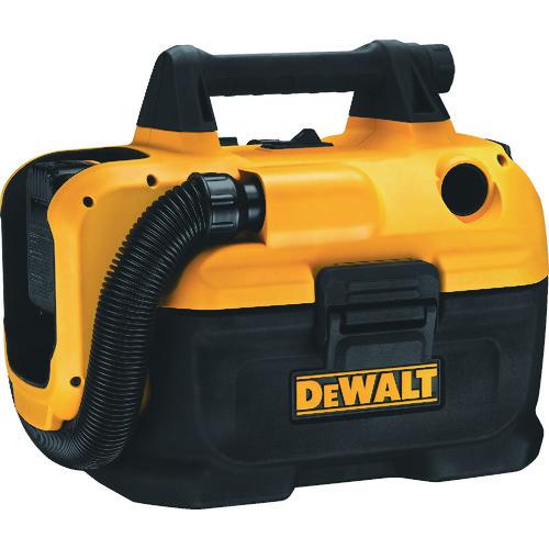■デウォルト 18V充電式乾湿両用集塵機 電池1個付〔品番:DCV580M1-JP〕[TR-8280171]