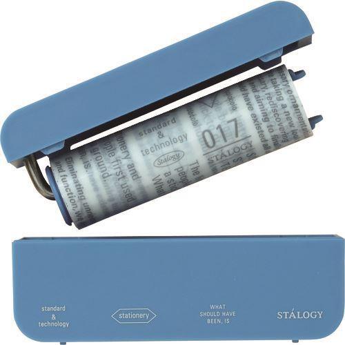 ■STALOGY タッチパネルコロコロ ブル-《50個入》〔品番:S8002〕[TR-8281174]