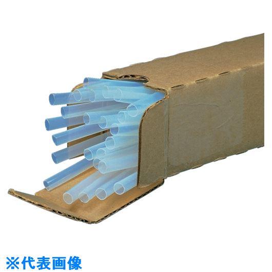 ■パンドウイット 熱収縮チューブ テフロン 収縮前内径2.4MM (25本入)  〔品番:HSTTT09-48-Q〕[TR-8281514]