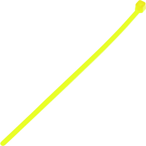 ■パンドウイット ナイロン結束バンド 黄 幅4.8×長さ445 (1000本入)   〔品番:PLT5S-M4Y〕[TR-8281629]
