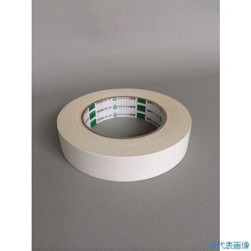 ■オカモト 布テープ NO111カラー 白 25ミリ 60巻入 〔品番:111W25〕[TR-8283030×60]