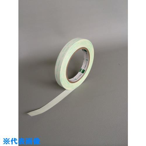 ■オカモト 不織布両面テープ NO.6730 15ミリ×50メートル 96巻入 〔品番:67301550〕[TR-8283077×96]