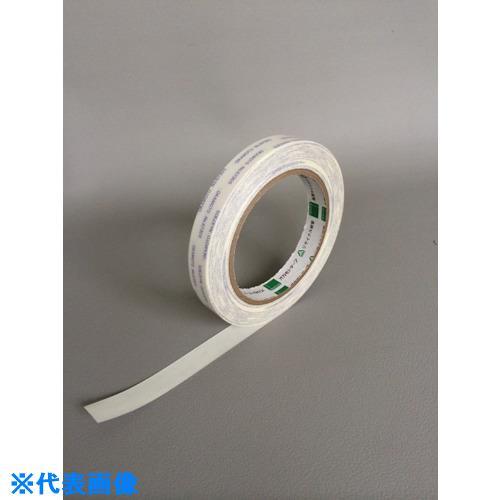 ■オカモト 不織布両面テープ NO.6730S 30ミリ×20メートル《48巻入》〔品番:6730S3020〕[TR-8283094×48]