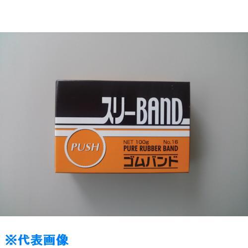 ■オカモト スリーバンド 100G箱入 NO.16 100箱入 〔品番:SB100-16-1〕[TR-8283173×100]