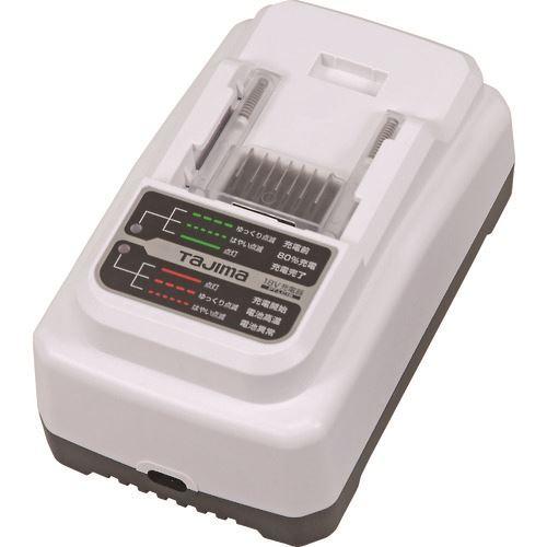 ■タジマ 18V充電器  〔品番:PT-LC18〕[TR-8284022]