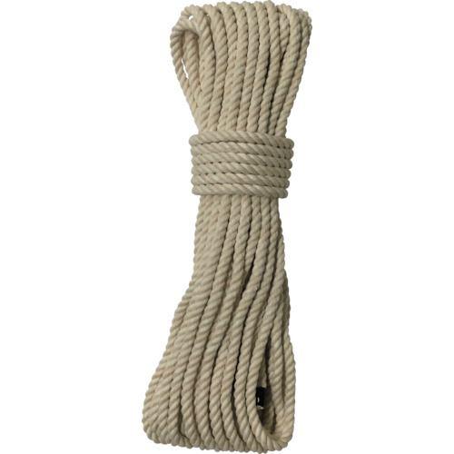 ■ユタカメイク ロープ 綿ロープ 5Φ×10M《140本入》〔品番:A410M〕[TR-8285873]