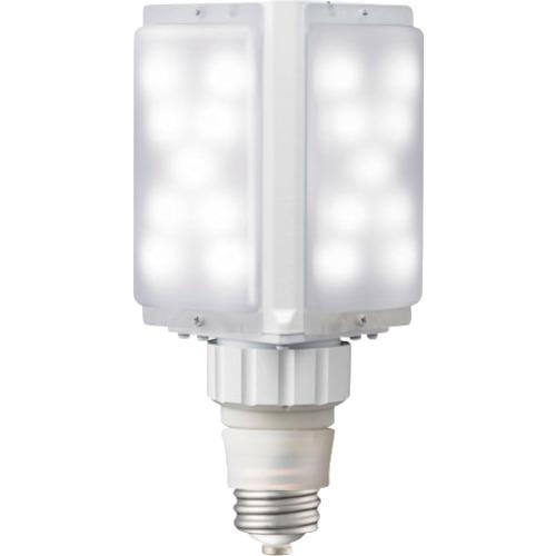 ■岩崎 LEDIOC LEDライトバルブS 62W (昼白色) (E39口金形)  〔品番:LDFS62N-G-E39A〕[TR-8286040]