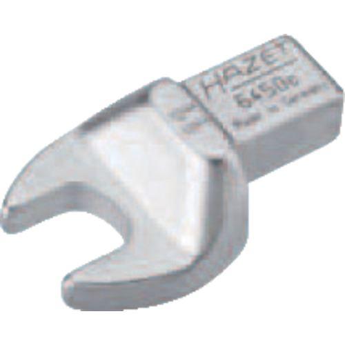 ■HAZET ヘッド交換式トルクレンチ用 オープンエンドレンチインサート 対辺寸法11MM  〔品番:6450C-11〕掲外取寄[TR-8287212]