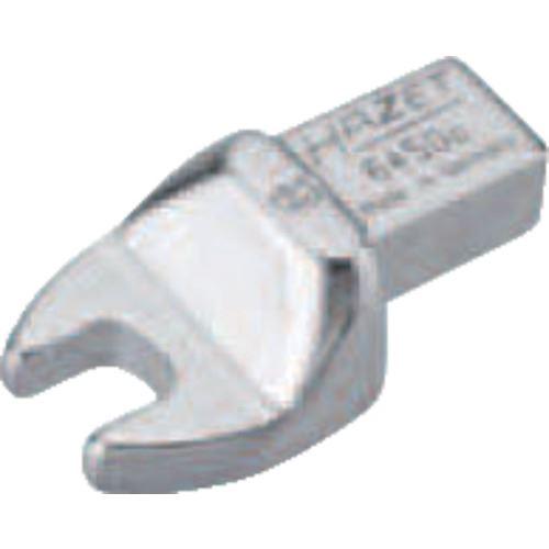 ■HAZET ヘッド交換式トルクレンチ用 オープンエンドレンチインサート 対辺寸法8MM  〔品番:6450C-8〕取寄[TR-8287222]