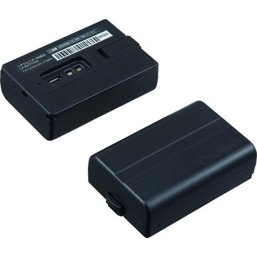 ■タジマ リチウムイオン充電池7424  〔品番:LA-BAT7424〕[TR-8291873]