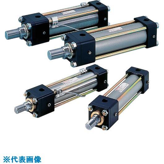 ■TAIYO 高性能油圧シリンダ  〔品番:140H-81LC80BB200-AB-YL〕[TR-8306086]【大型・重量物・個人宅配送不可】