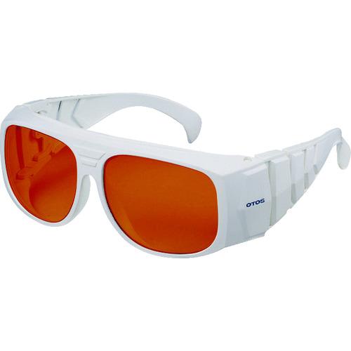 ■OTOS レーザー用保護メガネ オーバーグラス YAG用〔品番:L-702YG2〕[TR-8315266]