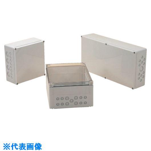 ■タカチ 防水・防塵ボックス〔品番:OPCM306018T〕[TR-8337034]