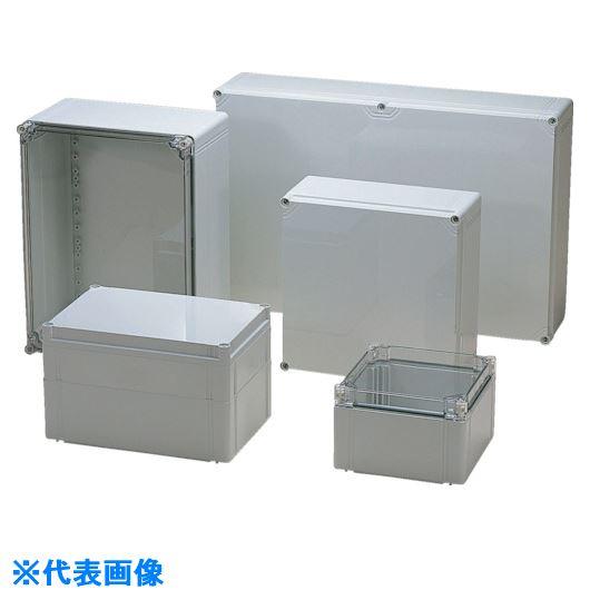 ■タカチ 防水・防塵ボックス  〔品番:OPCP204018T〕[TR-8337046]