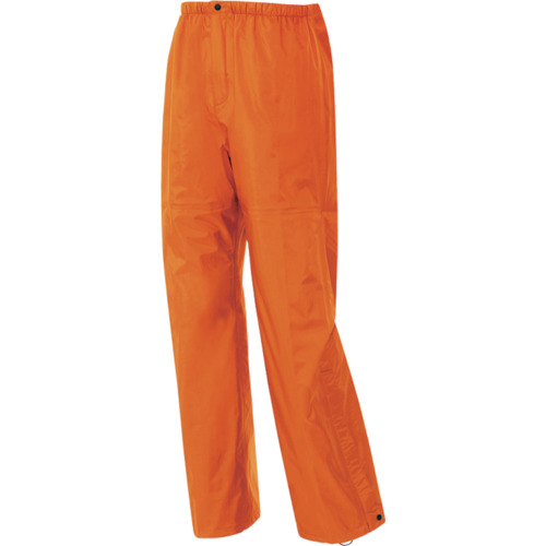 ■アイトス ディアプレックス レインパンツ オレンジ 3L〔品番:AZ56302-063-3L〕[TR-8338017]
