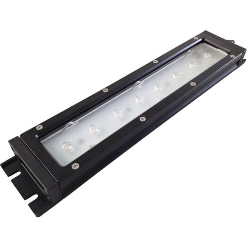 ■日機 防水型LEDフラット型ライト 10W DC24V〔品番:NLE13CN-DC-L1〕[TR-8338458]