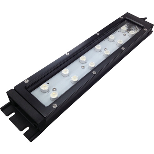 ■日機 防水型LEDフラット型ライト 15W DC24V〔品番:NLE20CN-DC〕[TR-8338459]