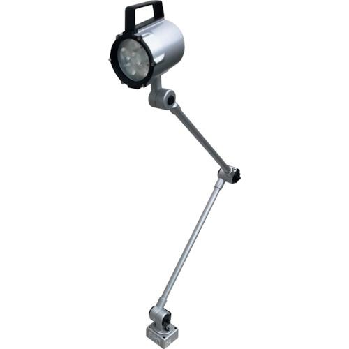 ■日機 防水型LEDスポットライト 9W AC100~120V〔品番:NLSL15CP-AC(4000K)〕[TR-8338466]