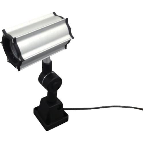 ■日機 防水型LEDスポットライト 6W AC100~120V〔品番:NLSS05C-AC(2M+P)〕[TR-8338467]