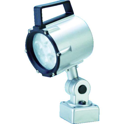 ■日機 防水型LEDスポットライト 9W AC100~120V〔品番:NLSS15C-AC(2M+P)〕[TR-8338469]