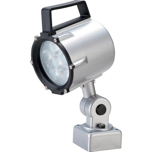 ■日機 防水型LEDスポットライト 9W AC100~120V〔品番:NLSS15C-AC(4000K)〕[TR-8338474]