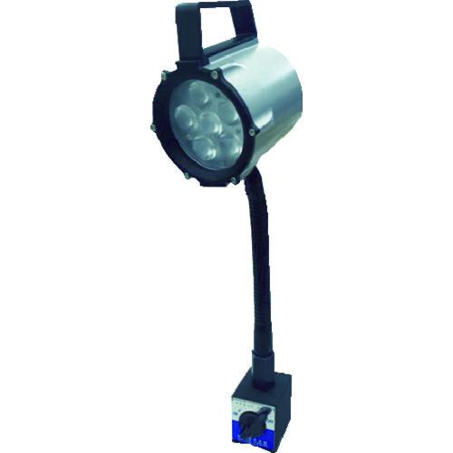 ■日機 マグネット付LEDスポットライト 12W AC100V  〔品番:NLSS15CBM-AC〕[TR-8338478]【大型・重量物・個人宅配送不可】