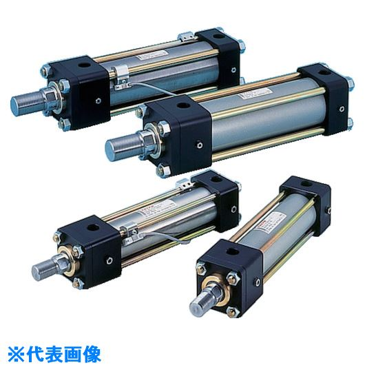 高級素材使用ブランド  〔品番:70H-82FD80CB100-AB-Y〕[TR-8345271]【大型・重量物・個人宅配送】:ファーストFACTORY  ?TAIYO 高性能油圧シリンダ-DIY・工具